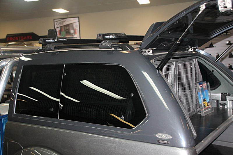 second hand ute canopy for Nissan Narava D40